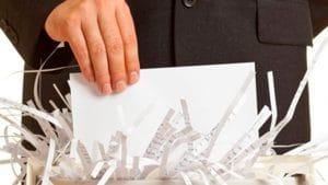 Destruir Documentos Personales 1