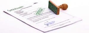 Certificado de Destrucción de Documentos 1