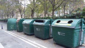 Residuos en Navarra 2021